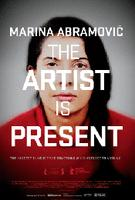 "Plakatmotiv ""Marina Abramovic: The Artist is Present"""