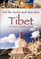 """Plakatmotiv """"Auf der Suche nach dem alten Tibet"""""""