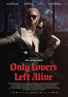"Plakatmotiv ""Only Lovers Left Alive"""