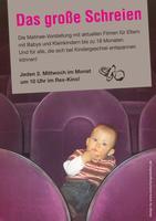 """Plakatmotiv """"Das große Schreien - Frau Müller muss weg"""""""
