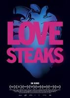 "Plakatmotiv ""Love Steaks"""