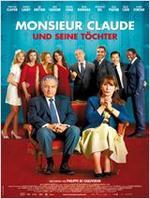 """Plakatmotiv """"Monsieur Claude und seine Töchter"""""""