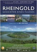 """Plakatmotiv """"Rheingold - Gesichter eines Flusses"""""""
