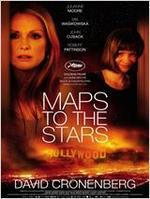 "Plakatmotiv ""Maps to the Stars"""