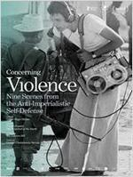 """Plakatmotiv """"Concerning Violence"""""""