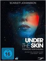"""Plakatmotiv """"Under The Skin"""""""