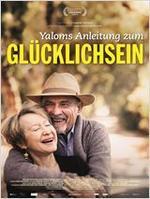 """Plakatmotiv """"Yaloms Anleitung zum Glücklichsein"""""""