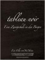 """Plakatmotiv """"Tableau Noir-Eine Zwergenschule in den Bergen"""""""