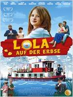 """Plakatmotiv """"Lola auf der Erbse"""""""