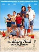 """Plakatmotiv """"Der kleine Nick macht Ferien"""""""