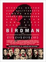 """Plakatmotiv """"Birdman (oder die unverhoffte Macht der Ahnungslosigkeit)"""""""