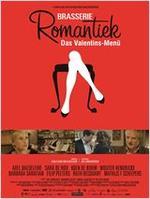 """Plakatmotiv """"Brasserie Romantiek - Das Valentins-Menü"""""""