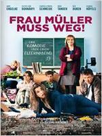 "Plakatmotiv ""Frau Müller muss weg"""