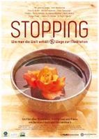 """Plakatmotiv """"Stopping - Wie man die Welt anhält"""""""