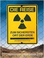 """Plakatmotiv """"Die Reise zum sichersten Ort der Erde"""""""