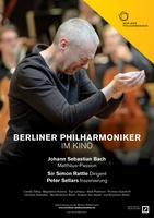 "Plakatmotiv ""Berliner Philharmoniker: Bachs Matthäus-Passion"""