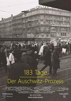 """Plakatmotiv """"183 Tage – Der Auschwitz-Prozess"""""""