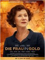 """Plakatmotiv """"Die Frau in Gold"""""""