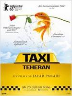 "Plakatmotiv ""Taxi Teheran"""