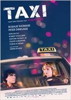 """Plakatmotiv """"Taxi - nach dem Roman von Karen Duve"""""""