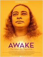 """Plakatmotiv """"Awake - Das Leben des Yogananda"""""""