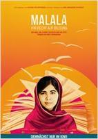 """Plakatmotiv """"Malala - Ihr Recht auf Bildun"""""""