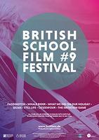 "Plakatmotiv ""British Schools Film Festival #9"""