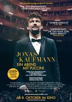 """Plakatmotiv """"Jonas Kaufmann: Ein Abend mit Puccini"""""""