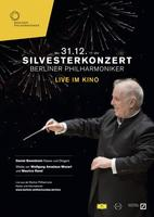 """Plakatmotiv """"Liveübertragung: Silvesterkonzert mit den Berliner Philharmonikern 2018"""""""