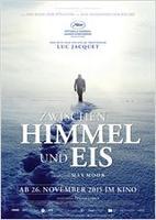 """Plakatmotiv """"Zwischen Himmel und Eis"""""""