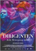 """Plakatmotiv """"Dirigenten - Jede Bewegung zählt!"""""""
