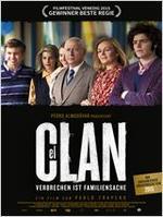 """Plakatmotiv """"El Clan"""""""