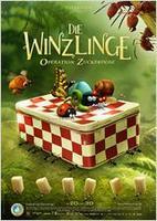 """Plakatmotiv """"Die Winzlinge - Operation Zuckerdose"""""""