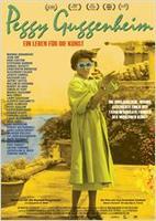 """Plakatmotiv """"Peggy Guggenheim - Ein Leben für die Kunst"""""""