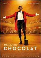 """Plakatmotiv """"Monsieur Chocolat"""""""