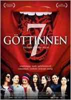 """Plakatmotiv """"7 Göttinnen"""""""