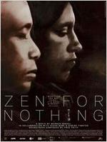 "Plakatmotiv ""Zen for Nothing"""
