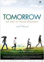 """Plakatmotiv """"Tomorrow -Die Welt ist voller Lösungen"""""""