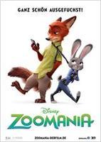"Plakatmotiv ""Zoomania"""