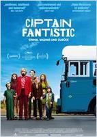 """Plakatmotiv """"Captain Fantastic - Einmal Wildnis und zurück"""""""