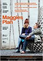 """Plakatmotiv """"Maggies Plan"""""""