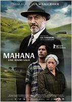 """Plakatmotiv """"Mahana - Eine Maori-Saga"""""""