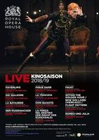 "Plakatmotiv ""Kinosaison aus dem Royal Opera House 2018/19"""
