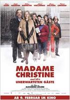 """Plakatmotiv """"Madame Christine und ihre unerwarteten Gäste"""""""