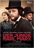 "Plakatmotiv ""Der junge Karl Marx"""