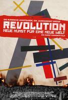 """Plakatmotiv """"Revolution: Neue Kunst für eine neue Welt"""""""