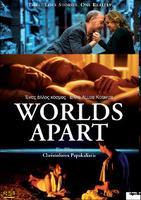 "Plakatmotiv ""Worlds Apart"""