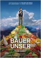 """Plakatmotiv """"Bauer unser"""""""