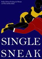 """Plakatmotiv """"Single Sneak"""""""