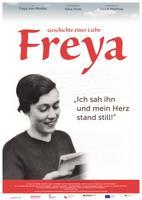 """Plakatmotiv """"Geschichte einer Liebe - Freya"""""""